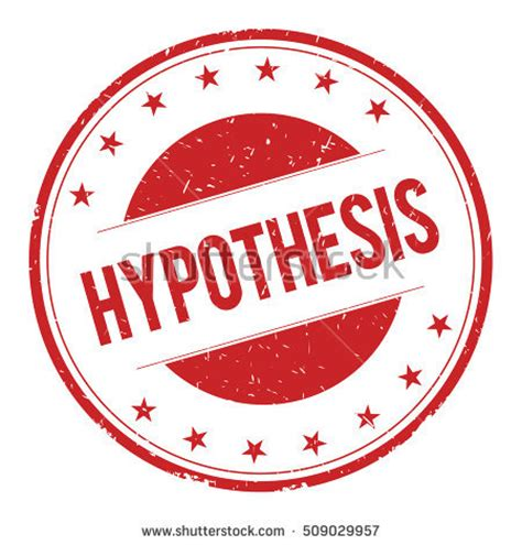 Assumption And Hypothesis In Research Paper What is the